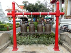 Bells at Wat Arun