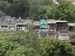 Neighborhood view
