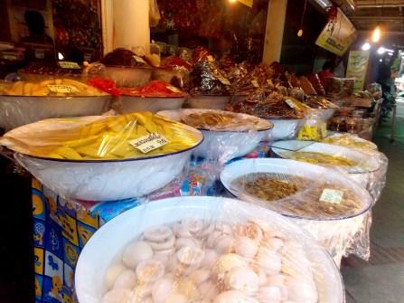 Market Near Wat Phra Si Samphet