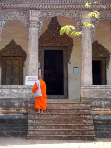 My monk friend