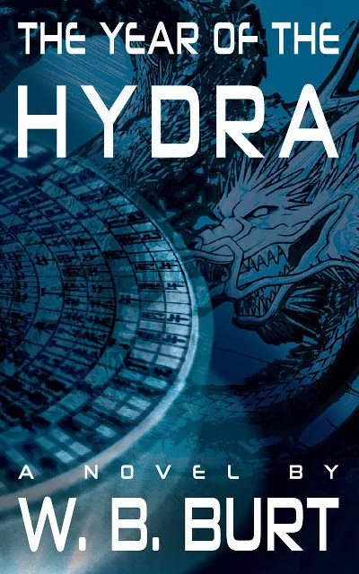 The Year of the Hydra cover