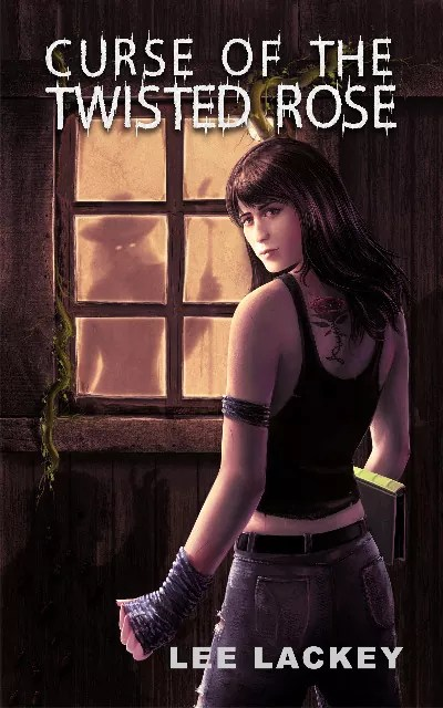 Cover of Curse of the Twisted Rose