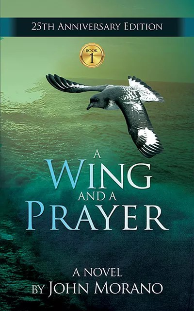 Cover of A Wing and a Prayer