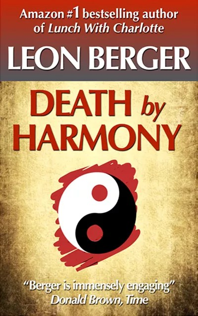 Death by Harmony cover