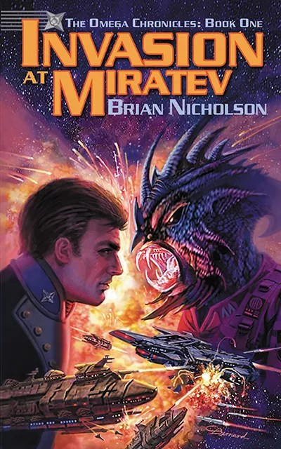 Cover of Invasion at Miratev