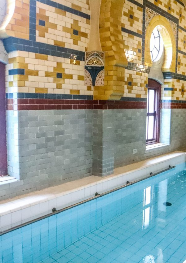 What to Expect at the Harrogate Turkish Baths