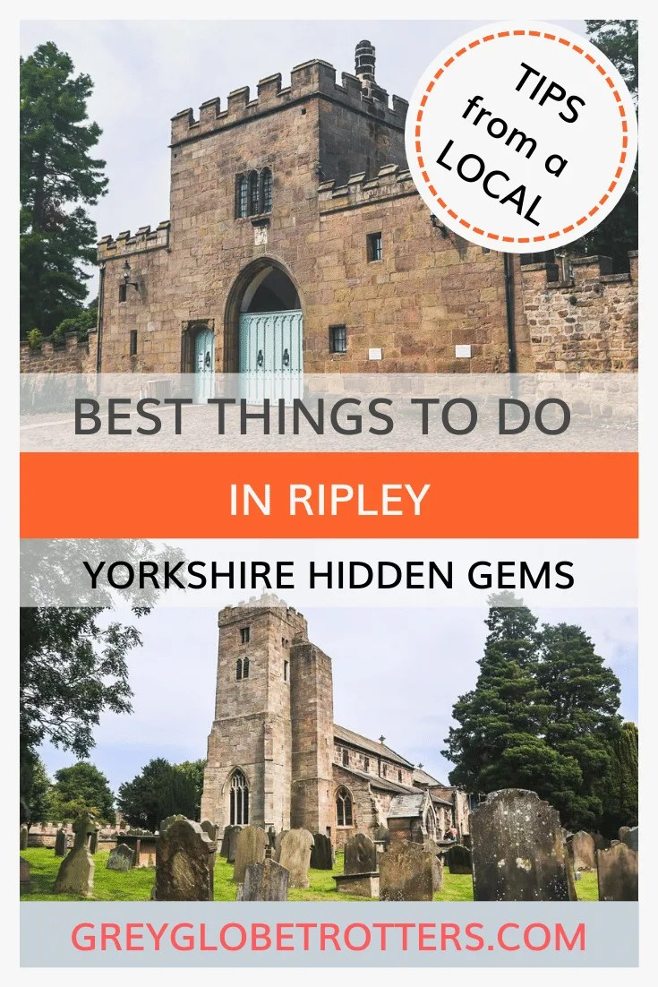 All the Best Things to Do in Ripley, UK