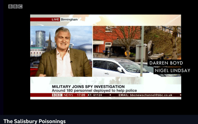 The Salisbury Poisonings – an informed opinion