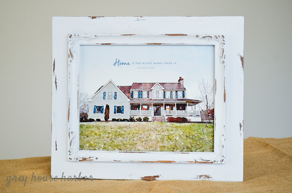 housewarming gift idea  |  greyhouseharbor.com