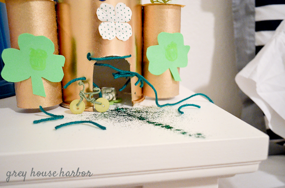 leprechaun fun  |  greyhouseharbor.com
