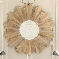 wood sunburst mirror {a tutorial} | Grey House Harbor