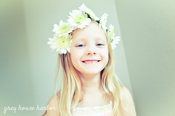 simple joys : daisy chains  |  greyhouseharbor.com
