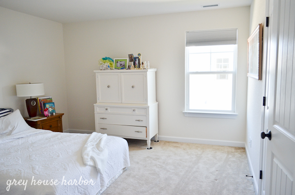 songbird's room : before & after  |  greyhouseharbor.com