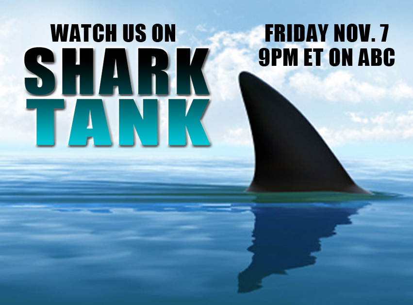 Shark Tank Graphic