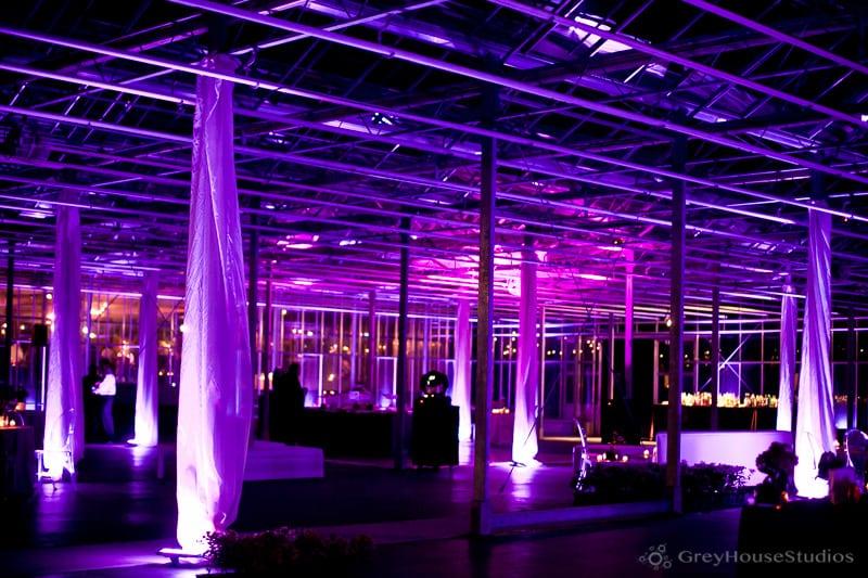 Angel + DJ's Greenhouse Wedding photos in Franklin, CT