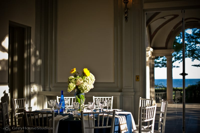 Liz + Colin's Eolia Mansion Wedding Photos at Harkness State Park in Waterford, CT