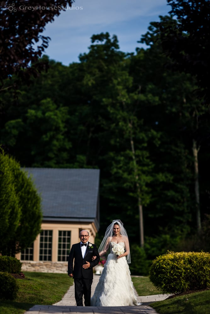 Allison +Gordon's Waterview wedding in Monroe, CT photography by GreyHouseStudios