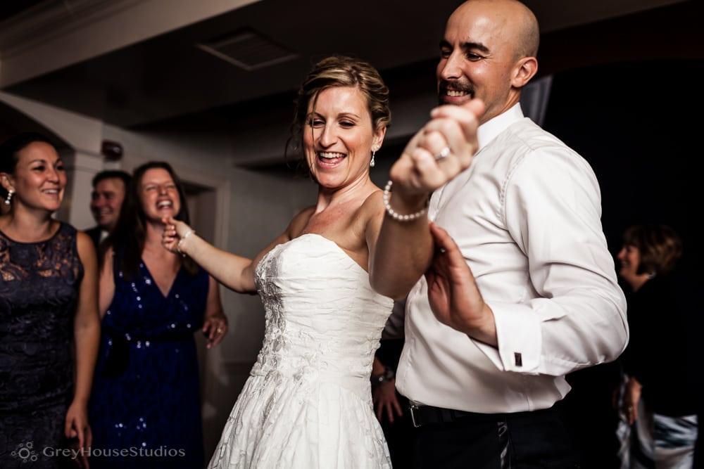 Jenny + Ben's Amarante's Sea Cliff Wedding photos in New Haven, CT by GreyHouseStudios