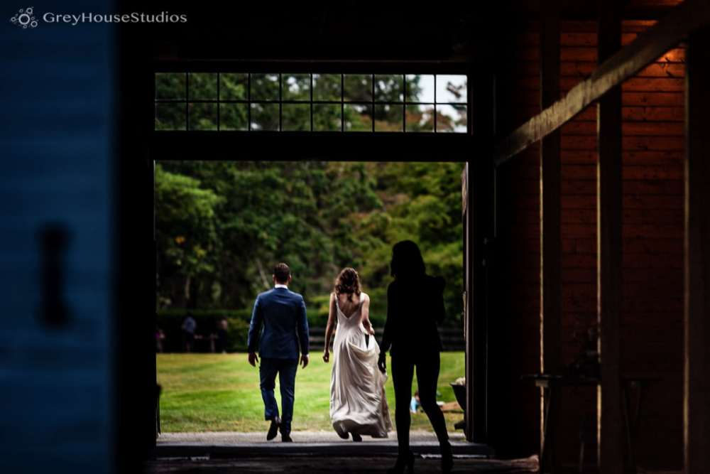Annie + Zach | The Hill - Palladian Barn Wedding | Hudson, NY