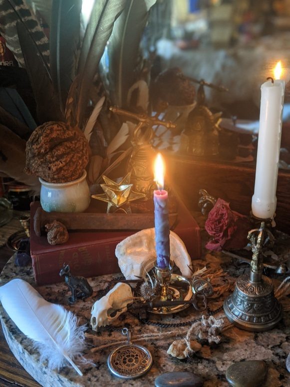 Custom Candle Spell - Love - Luck - Protection - Money - Career - Uncrossing - Healing - Attraction - Raise Psychic Power - And much more!