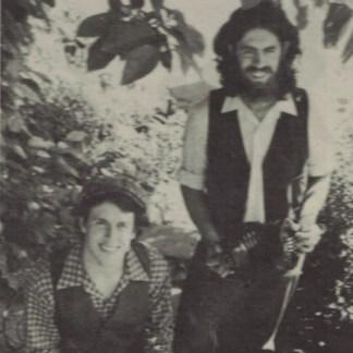 Grey Larsen & Malcolm Dalglish