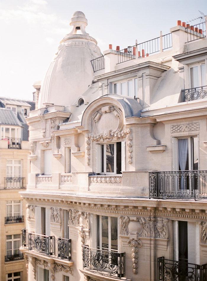 Heather And Laurent's Elopement In Paris  Best Wedding Blog
