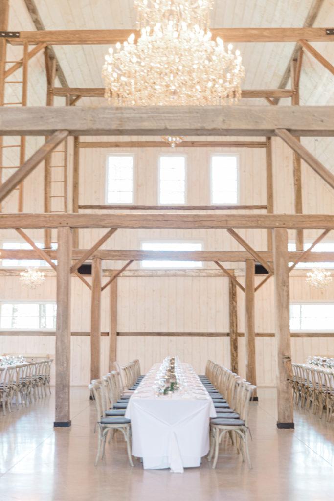 Inside the Loft - Reception - Stonefields Weddings and Events Interior - Ottawa Wedding Venue - Modern & Rustic Wedding Venue