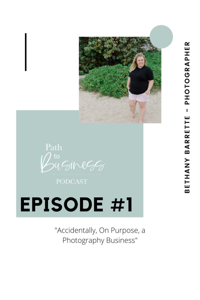 Path To Business Podcast - A Photography Business - Accidentally, On Purpose - Grey Loft Studio - Ottawa - New Podcast - How to Start a Photography Business
