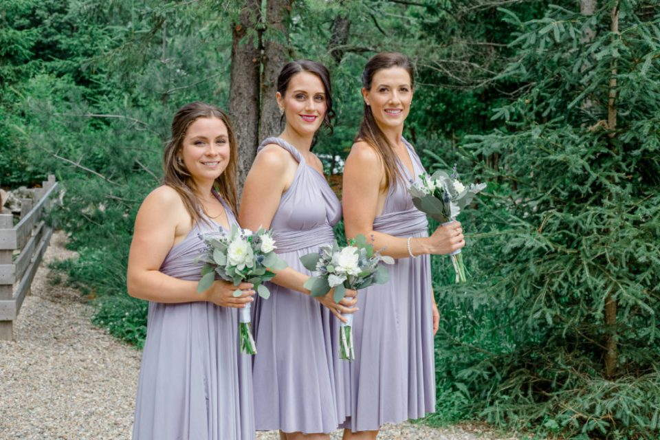 Bridesmaids Posing - Lavender Lilac  Violet Inspired  Dresses - Lavender Rain Inspired Wedding - Le Belvedere- Grey Loft Studio- Ottawa Wedding Photographer - Affordable - Cheap - Fine Art - Best - Kanata Photographer - Wedding Videographer Ottawa - Light and Airy - Beautiful - Timeless - Organic Photographer Carp - Stittsville