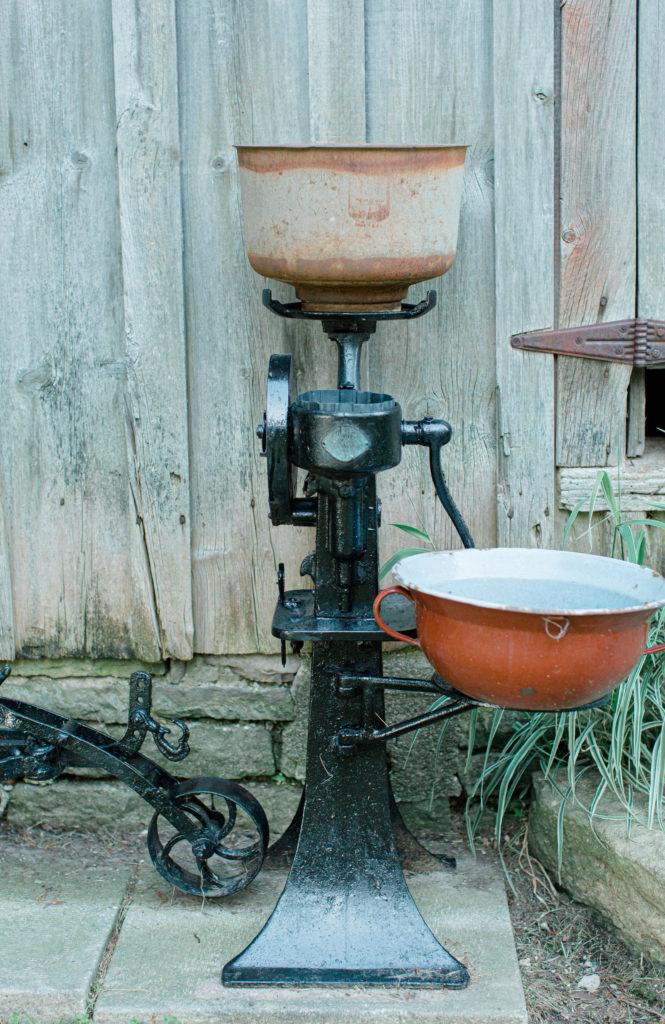 Old Farm Scale - Farm Inspiration