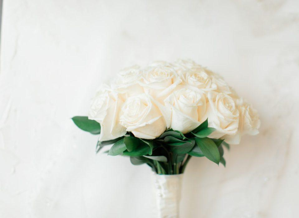 Bridal Bouquet - DIY Costco- Romantic Wedding at NeXt in Stittsville - Grey Loft Studio - Ottawa Wedding Photographer - Ottawa Wedding Photo & Video Team