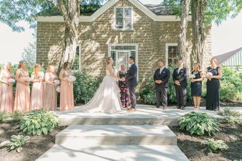 Lots of Laughter and Love -  Stonefields Estate-  Bright and Airy - Natural Wedding Posing - Modern Wedding Blush &. Navy Wardrobe inspiration-  Romantic white with greenery, blush and navy theme. Grey Loft Studio is Stonefields Wedding and Engagement Photographer for Real couples, showcasing photos that are modern, bright, and fun.