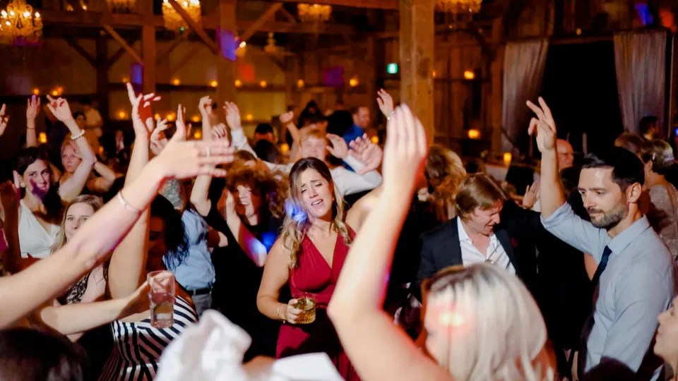 Dancing the night Away - Wedding Party Fun - Evermore Weddings and Events