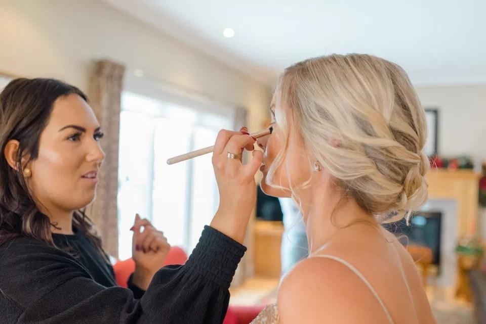 Makeup touch ups - Steph Bullock Makeup