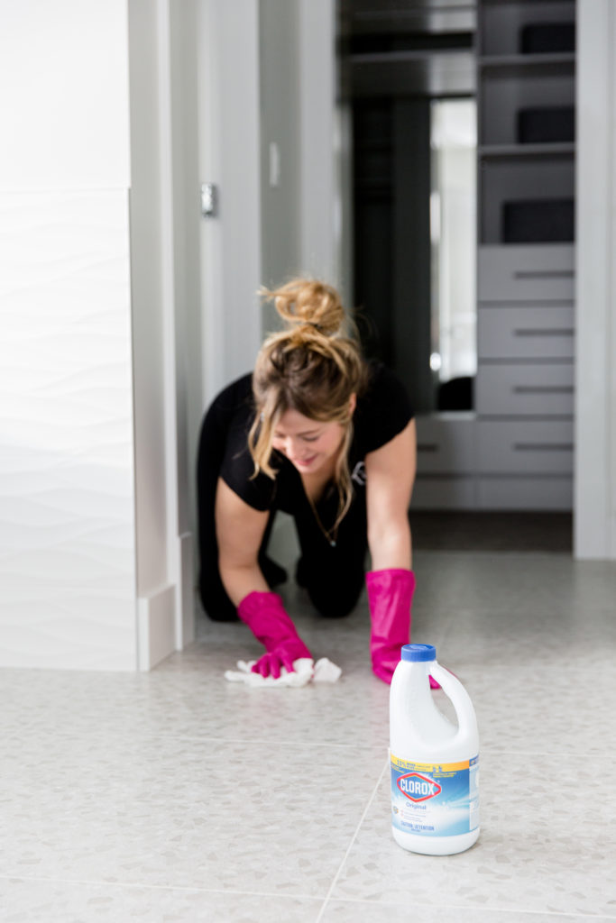 Sarah McAllister from Go Clean Co - Learn to clean SMART.  Podcast interview on Path to Business.