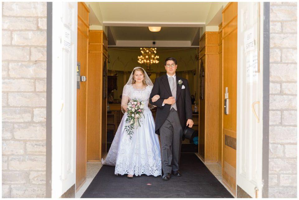 St Clements Parish- Bride and Groom Portraits -  Ottawa - Wedding Day - Grey Loft Studio - Wedding Photographer - Wedding Photographer near me