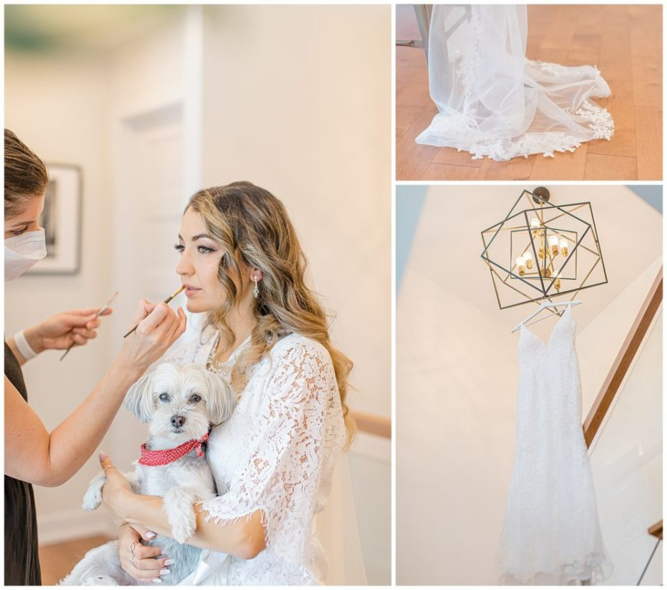 One Fine Beauty - Shannon Ranger - Makeup Artist with Bride - Bride & Bridesmaid Portraits & Poses Ottawa Wedding Photographer & Videographer -Light and Airy - Kanata, Westboro, Orleans - Luxury, Genuine, Affordable Photography.