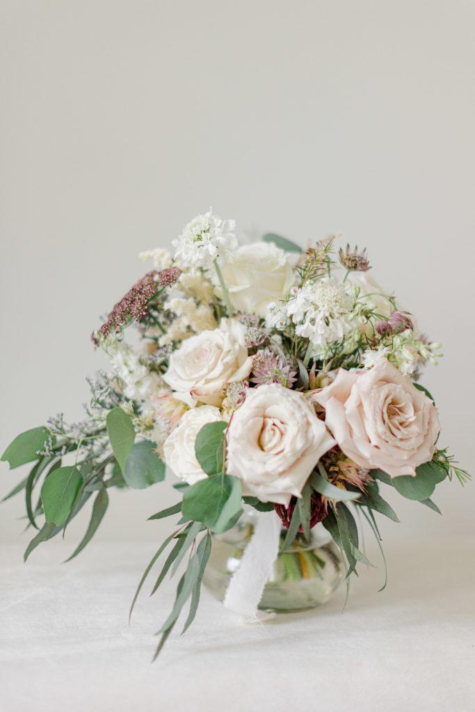 Florals from Riverwood Gardens in Ottawa.