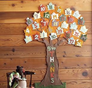 {Updated} 24-Days Gratitude Tree