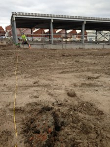 Soil Resistivity Testing Background Noise