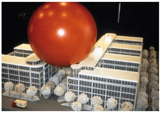 Rolling Sphere Method