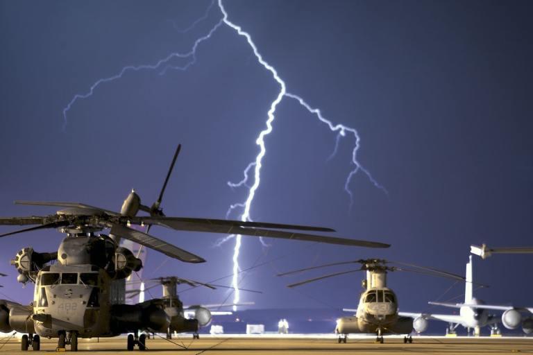 Lightning Risk Assessment