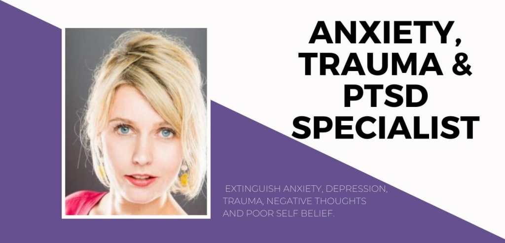 Anxiety Therapist Specialist
