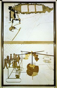 Marcel Duchamp - the Bride Stripped Bare by her Bachelors, Even