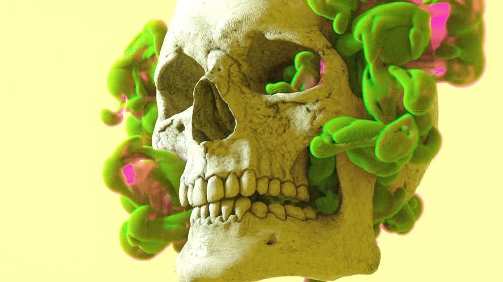 Cineversity Tutorial: Learning Cinema 4D Through Experimentation - Skull