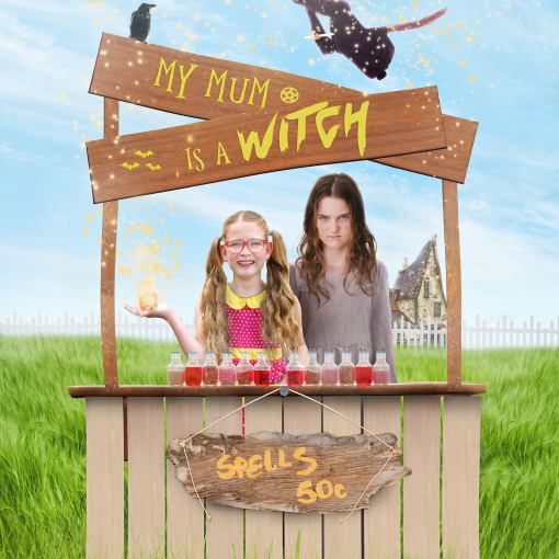 My Mum Is A Witch Short Film