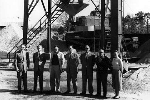 Company Founders - Greystone Concrete History