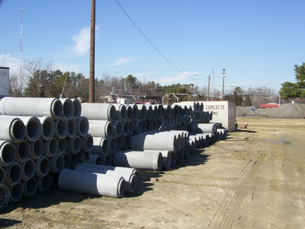 """Reinforced Pipe - 15"""""""