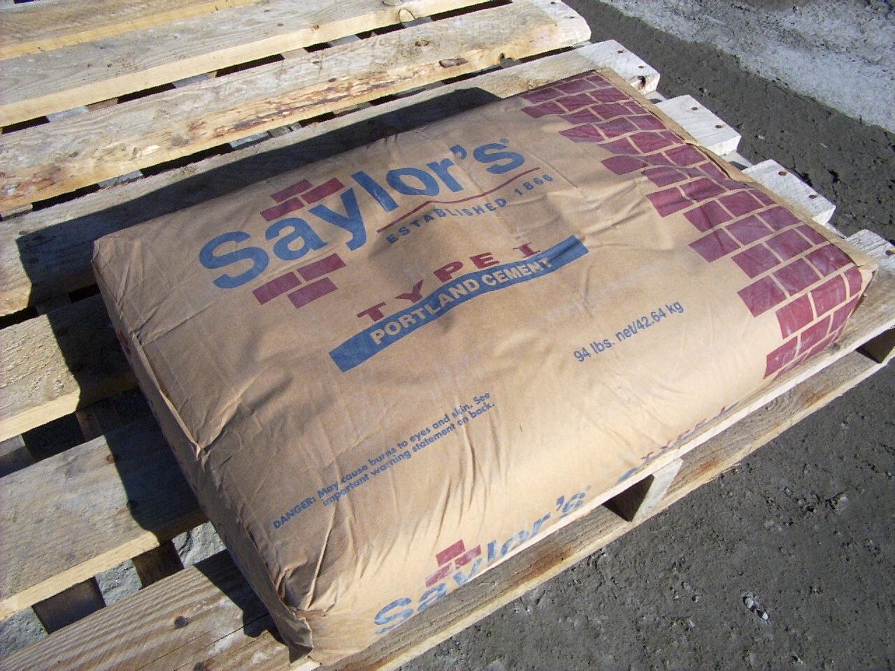Type 1 Portland Cement