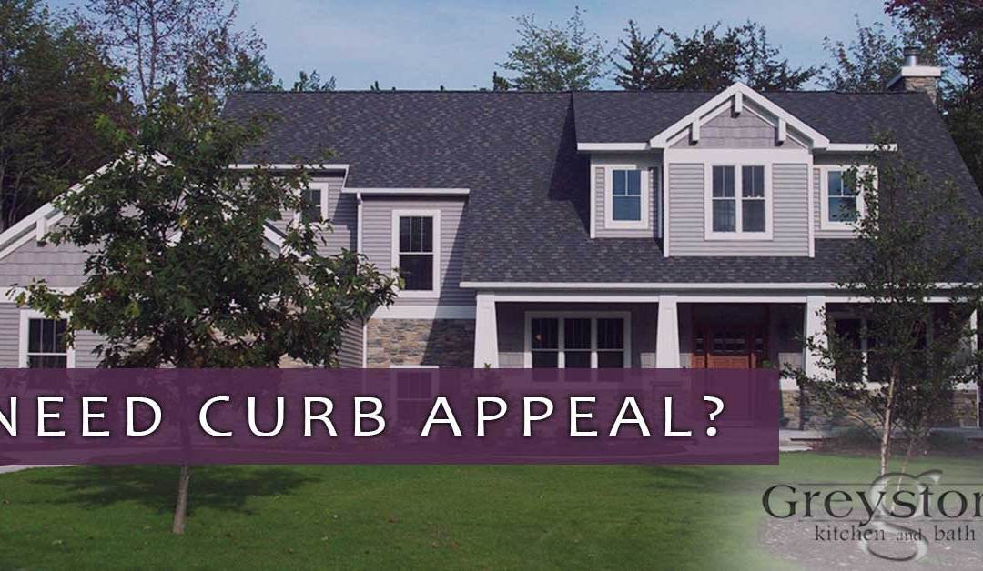 Need Curb Appeal?